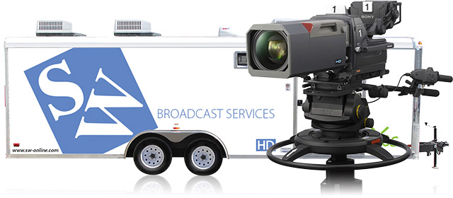 Event Video Broadcast Equipment | SW Audio Visual