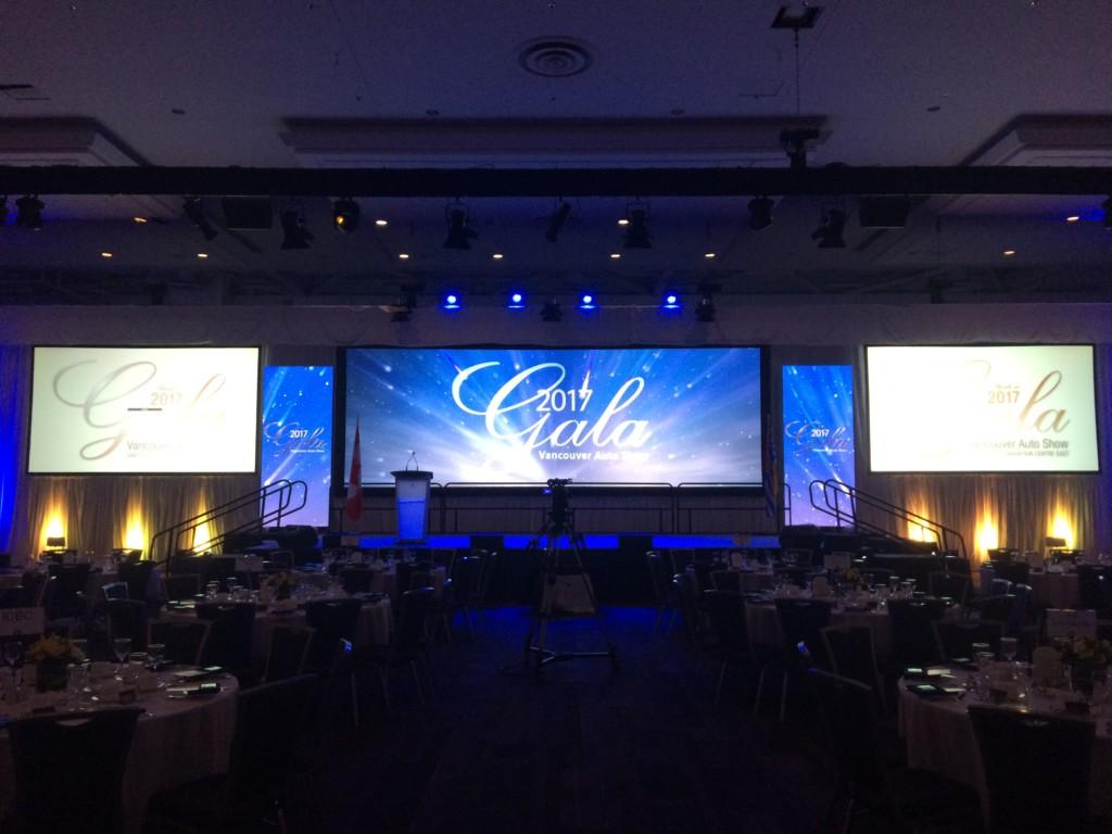 Vancouver Auto Preview Gala