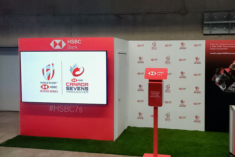 HSBC Rugby 7's